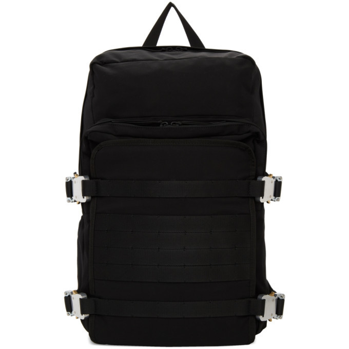 Photo: 1017 ALYX 9SM Black Camping Backpack