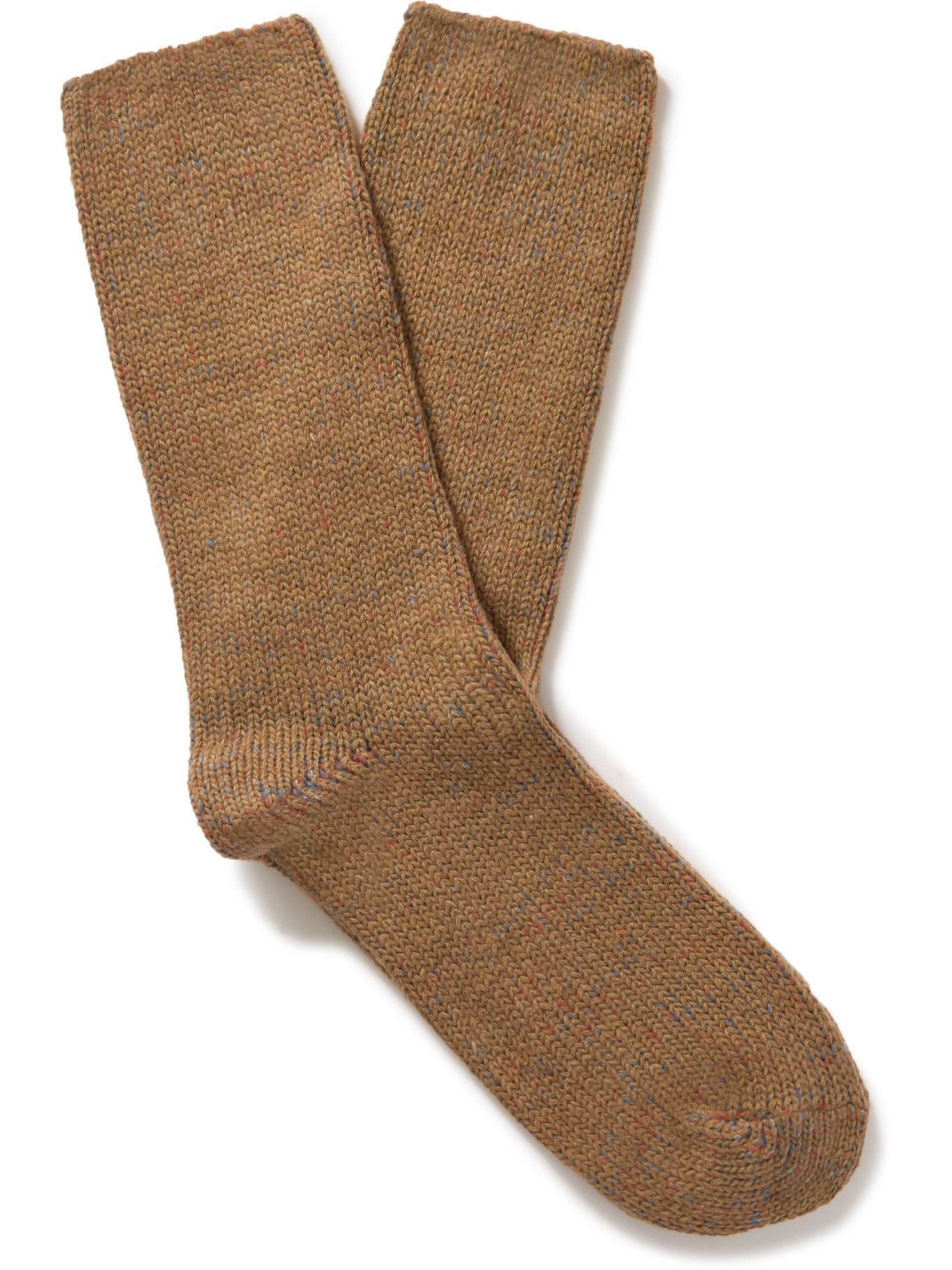 Photo: Thunders Love - Recycled Wool-Blend Socks