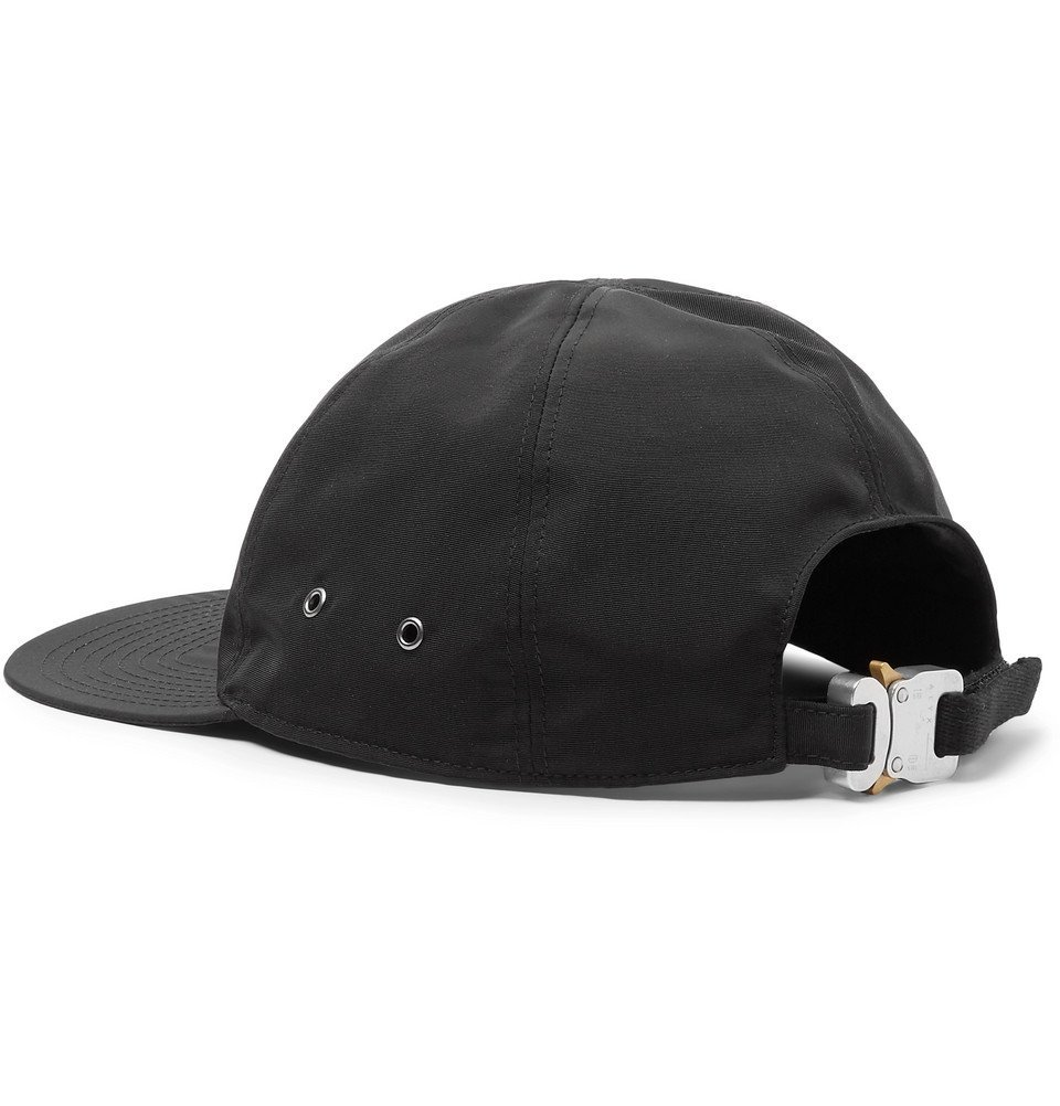 Photo: 1017 ALYX 9SM - Nylon and Cotton-Blend Baseball Cap - Men - Black