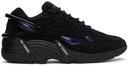 Raf Simons Black Suede Cylon-21 Sneakers