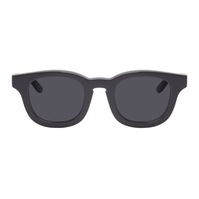 Photo: Thierry Lasry Grey Monopoly 367 Sunglasses