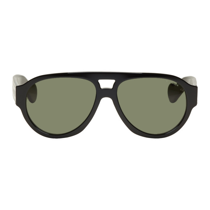 Photo: Moncler Black 0095 Sunglasses