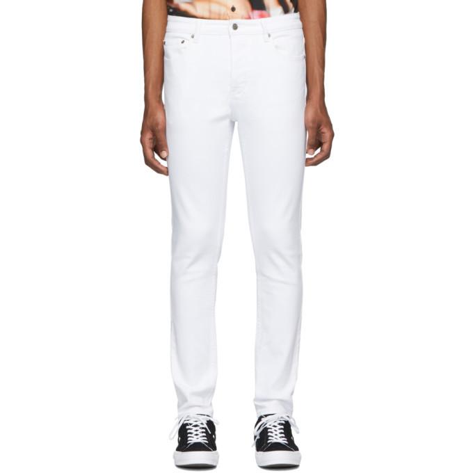 Ksubi White Chitch Salt Jeans