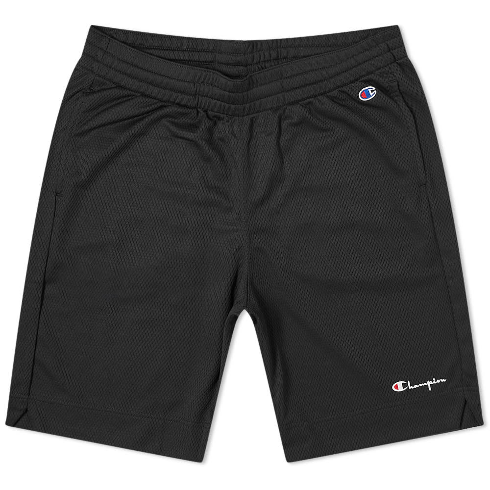Photo: Champion Reverse Weave Mesh Shorts