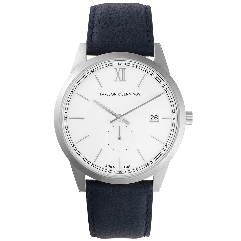 Photo: Larsson & Jennings Saxon 39mm Watch