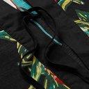 KAPITAL - Printed Voile Jacket - Black
