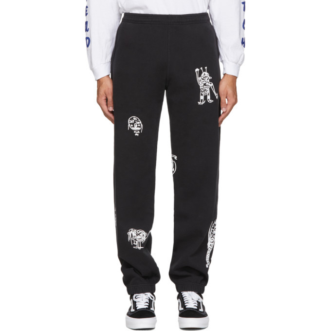 Photo: Brain Dead Black PandTY Lounge Pants