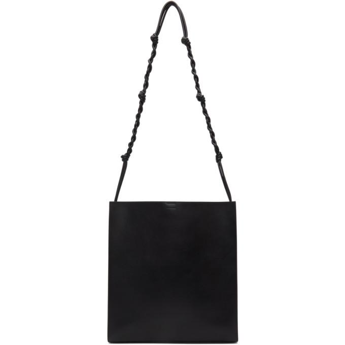 Photo: Jil Sander Black Large Tangle Bag