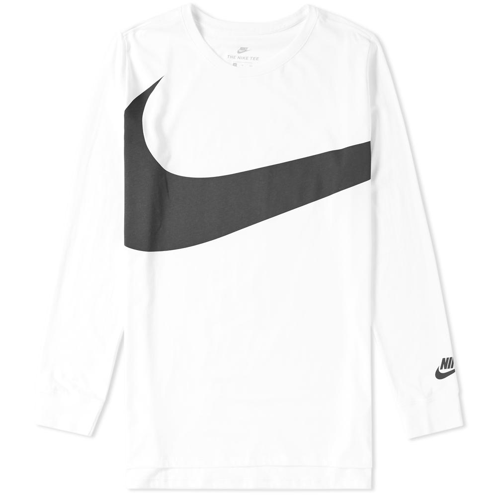 Photo: Nike Long Sleeve Hybrid Tee