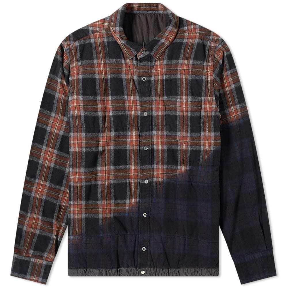 Sacai Check Shirt
