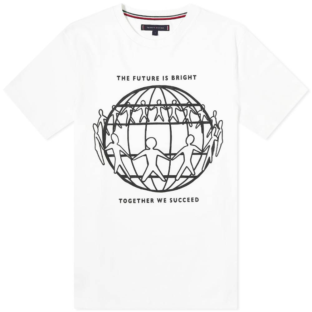 Tommy Jeans Earth Day Front Logo Tee