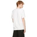 MCQ White Relaxed Logo T-Shirt