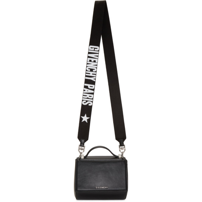 5221bfd0aed70 Givenchy Black Mini Pandora Box Bag Givenchy
