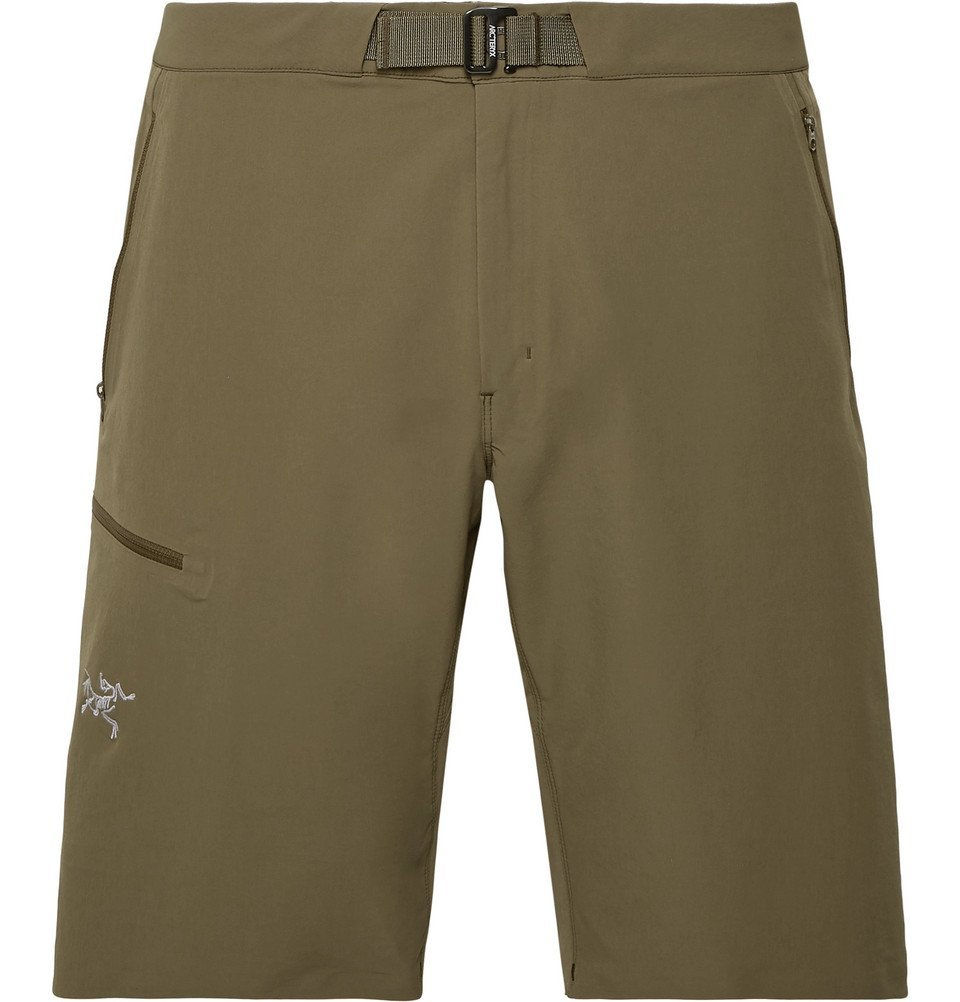 Photo: Arc'teryx - Gamma LT Fortius DW 2.0 Shorts - Army green