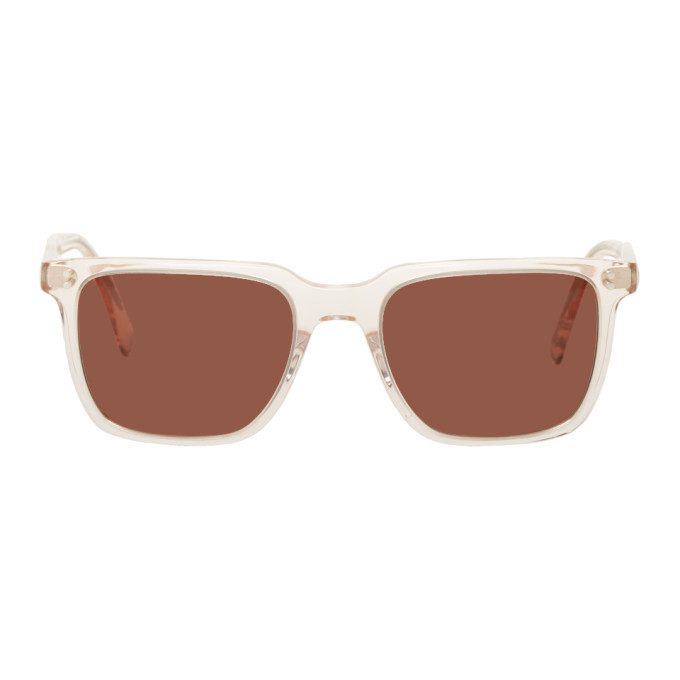 Oliver Peoples Pink Lachman Sunglasses
