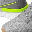 Nike Running - React Infinity Run Flyknit Running Sneakers - Gray