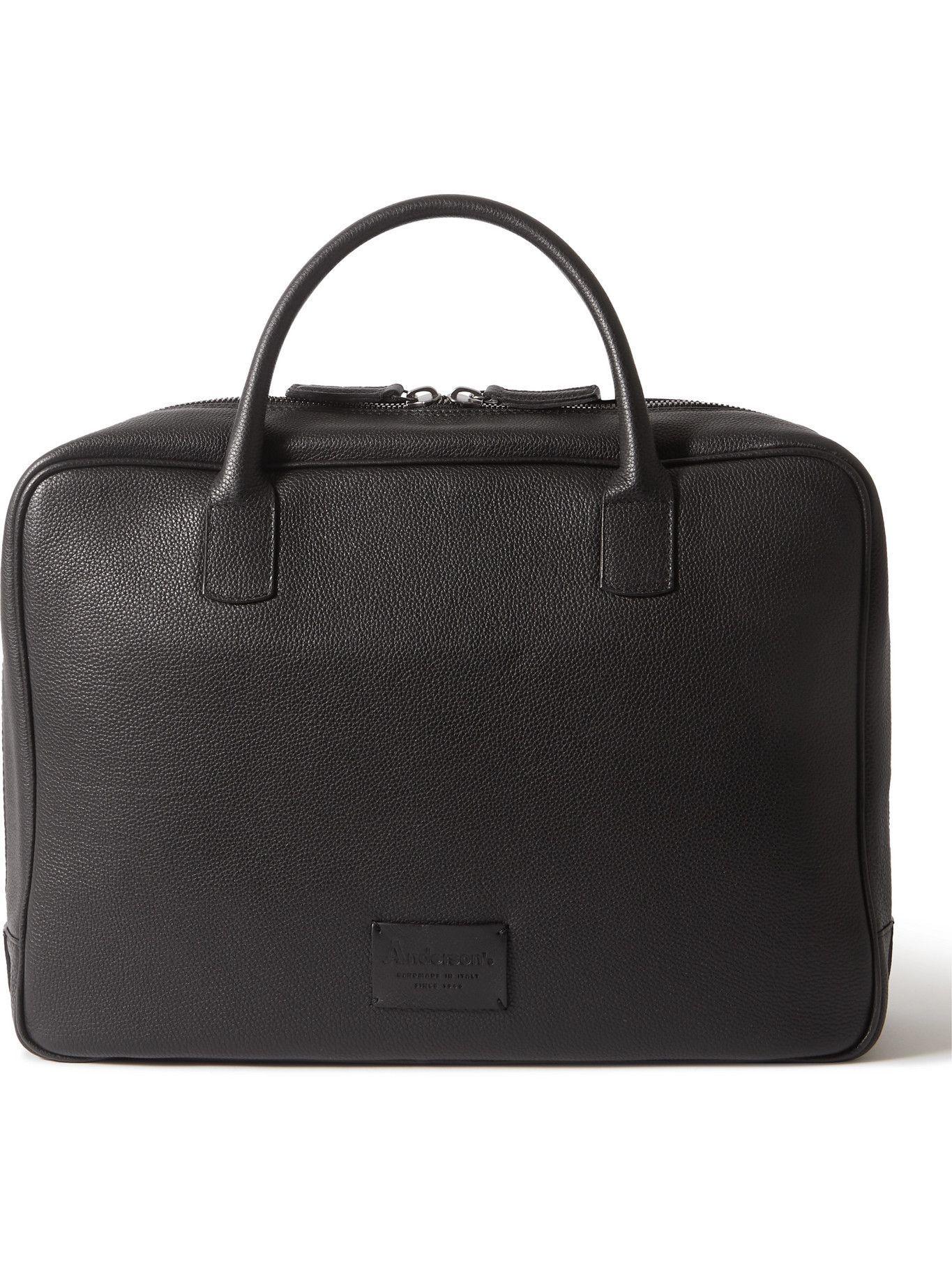 Photo: ANDERSON'S - Full-Grain Leather Briefcase