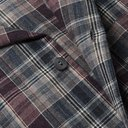 Hanro - Checked Cotton Pyjama Set - Burgundy
