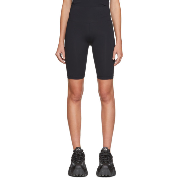 Photo: Y-3 Black Classic Tight Shorts