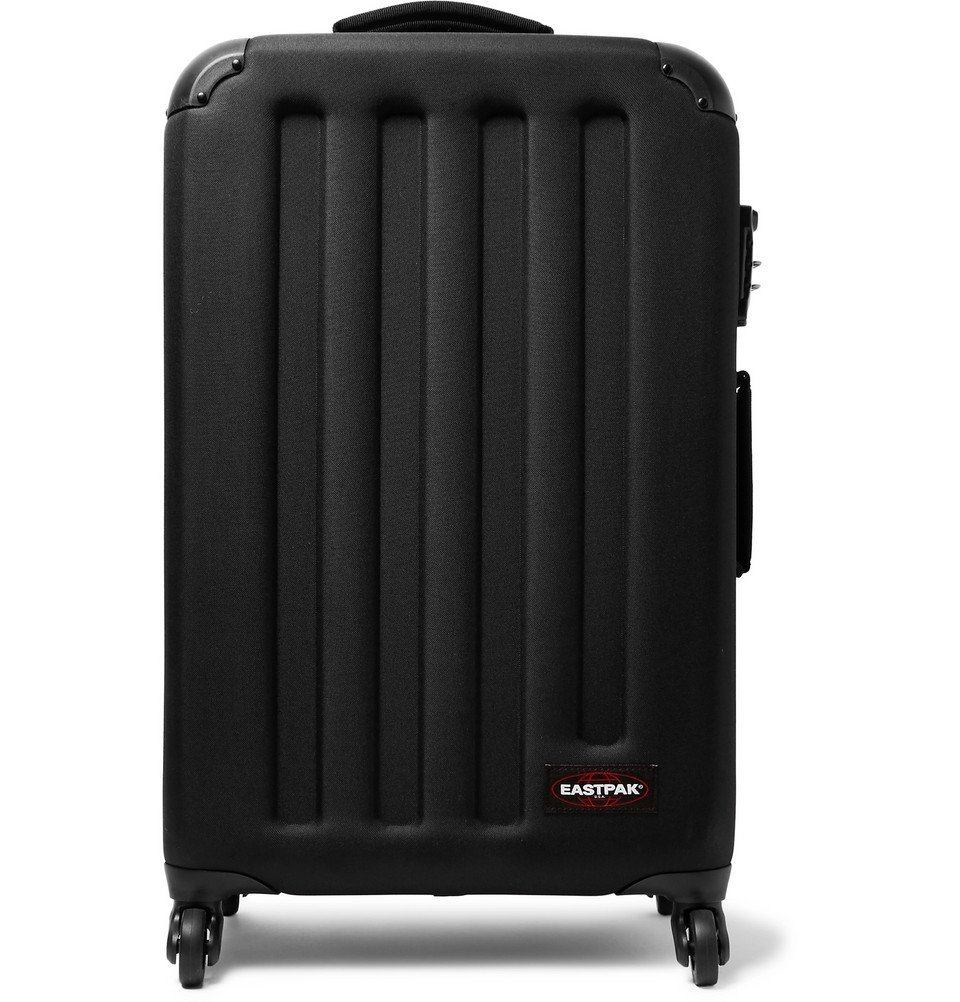 Photo: Eastpak - Tranzshell Multiwheel 67cm Suitcase - Men - Black