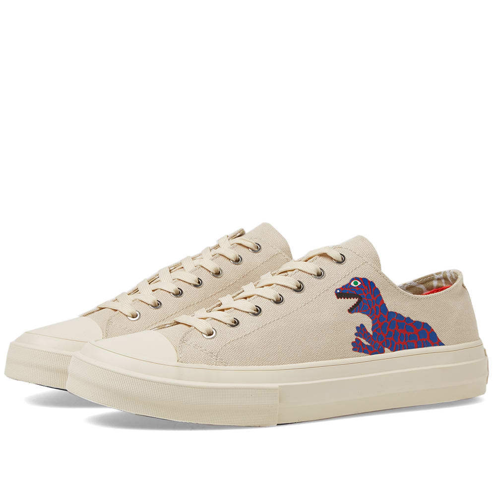 Photo: Paul Smith Dino Low Top Canvas Sneaker
