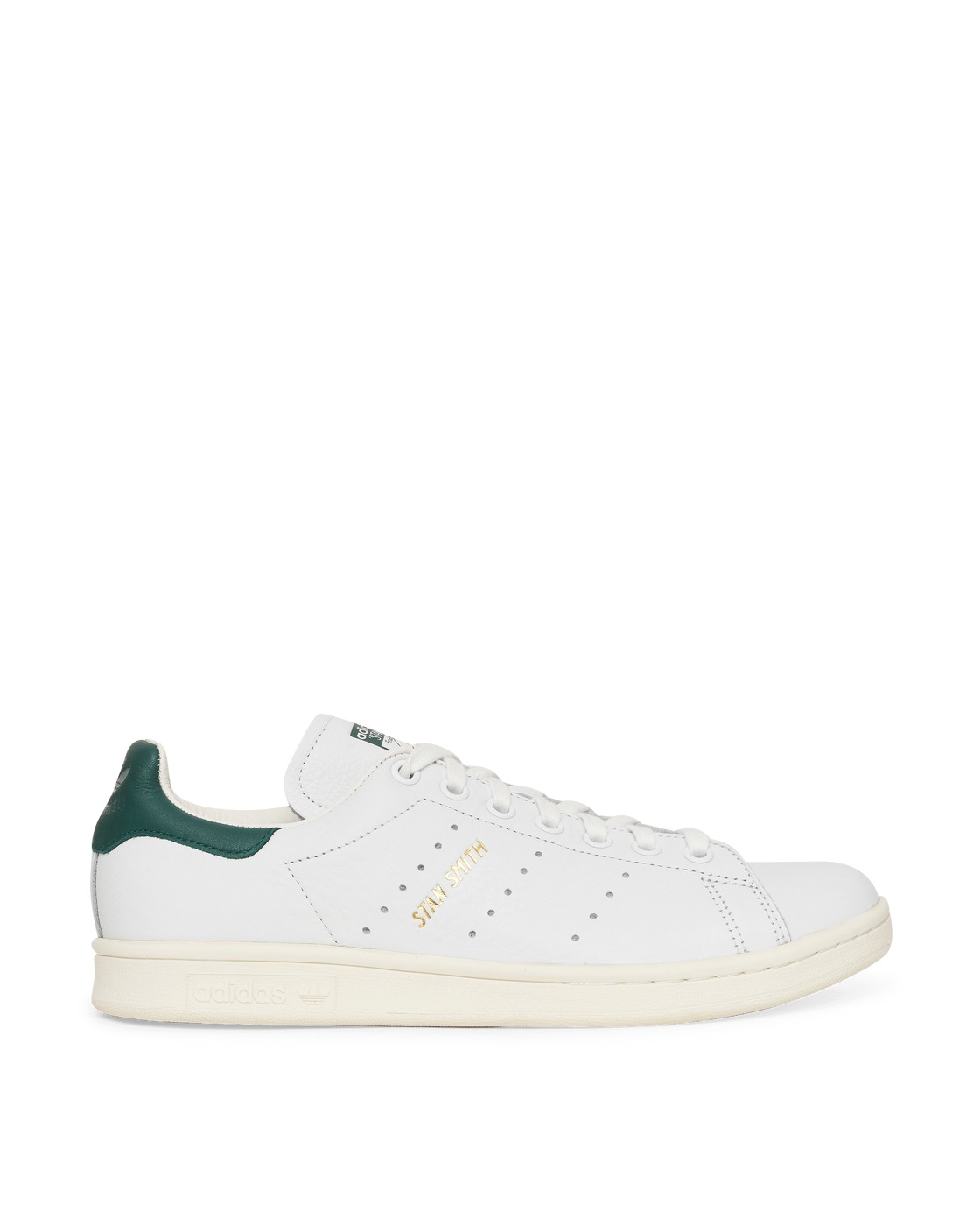 Photo: Adidas Originals Stan Smith Sneakers White/Collegiate Green