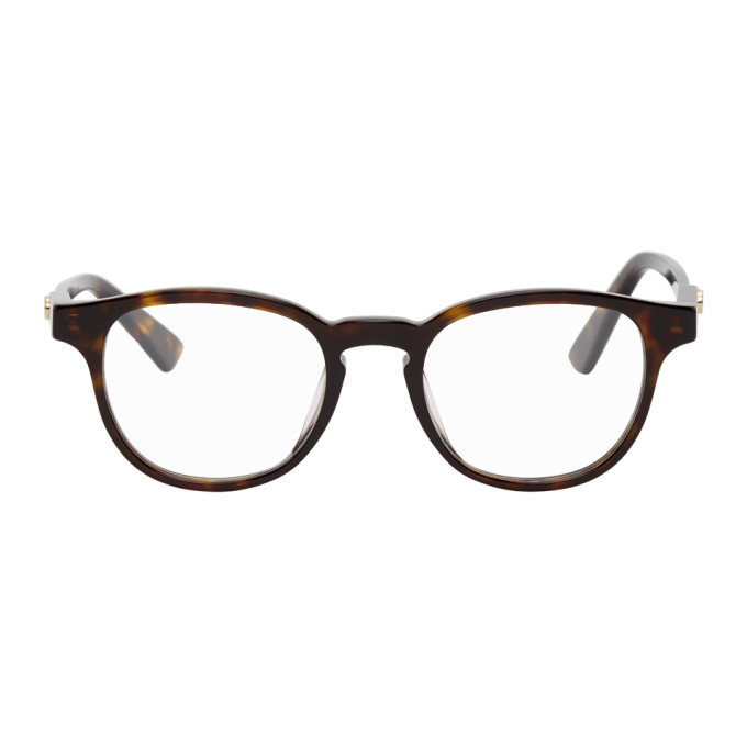 Photo: Gucci Tortoiseshell Round Glasses