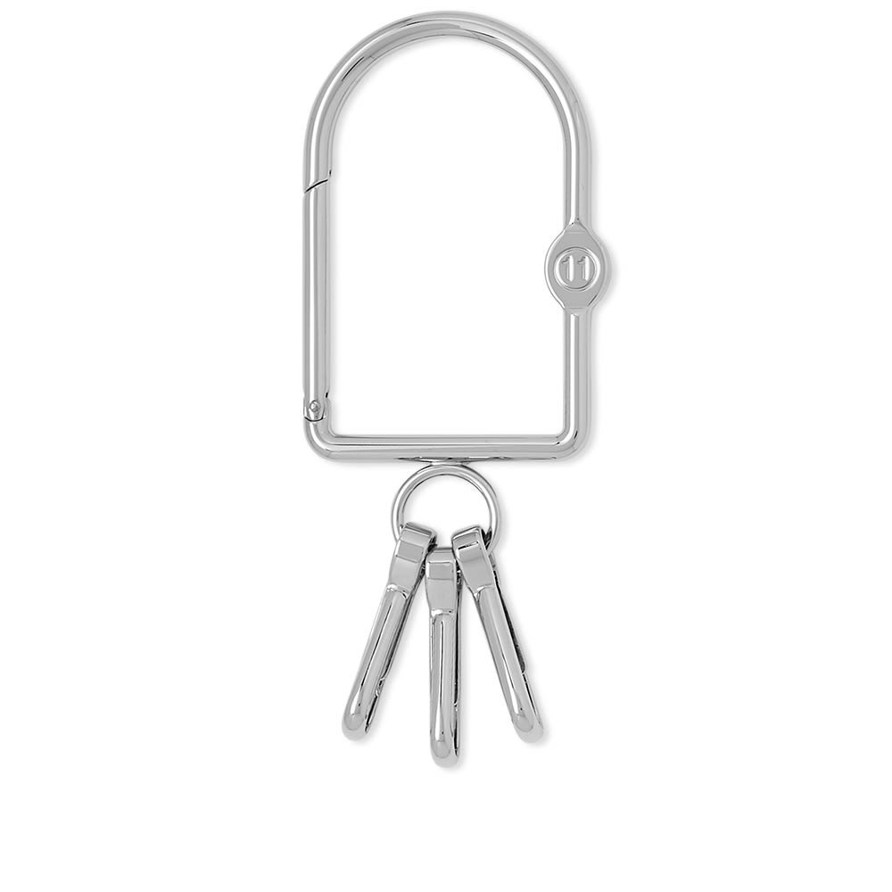 Photo: Maison Margiela 11 Logo Key Holder
