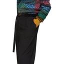 Sacai Black Oxford Pants
