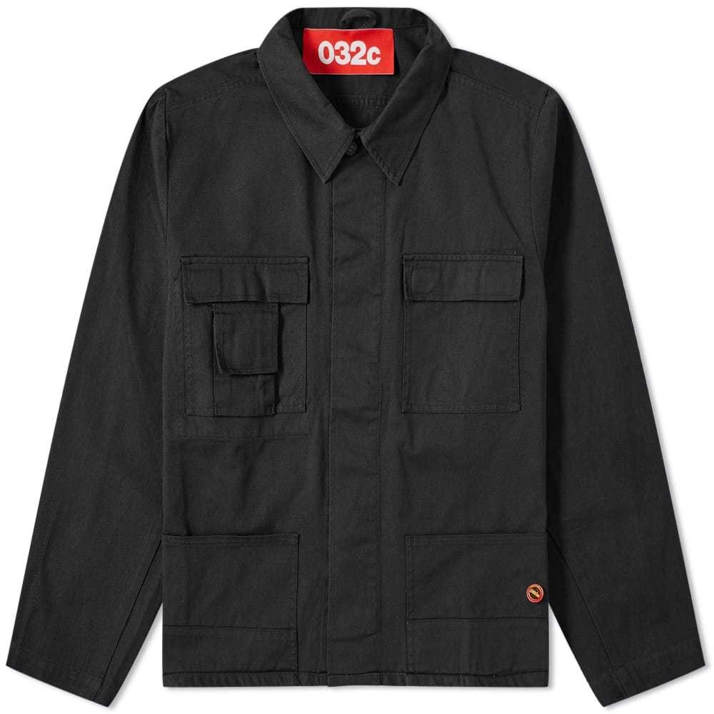 032c Workers Jacket Black