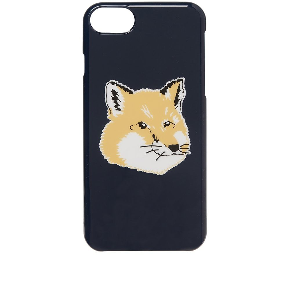 Photo: Maison Kitsuné Fox Head iPhone 8 Case