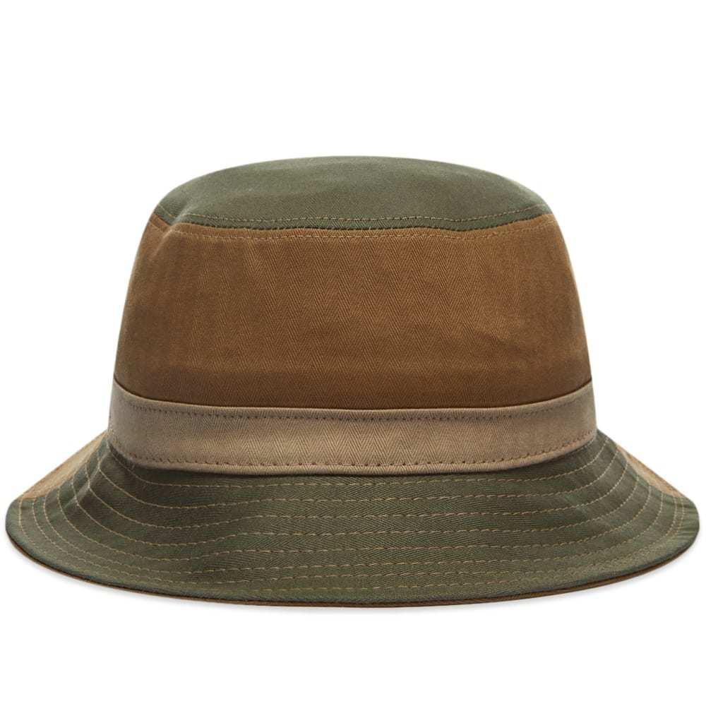 Photo: Corridor Herringbone Bucket Hat