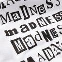 Sacai - Hank Willis Thomas Printed Loopback Cotton-Jersey Sweatshirt - White