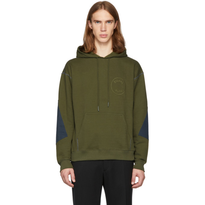 Photo: Etudes Green National Hoodie