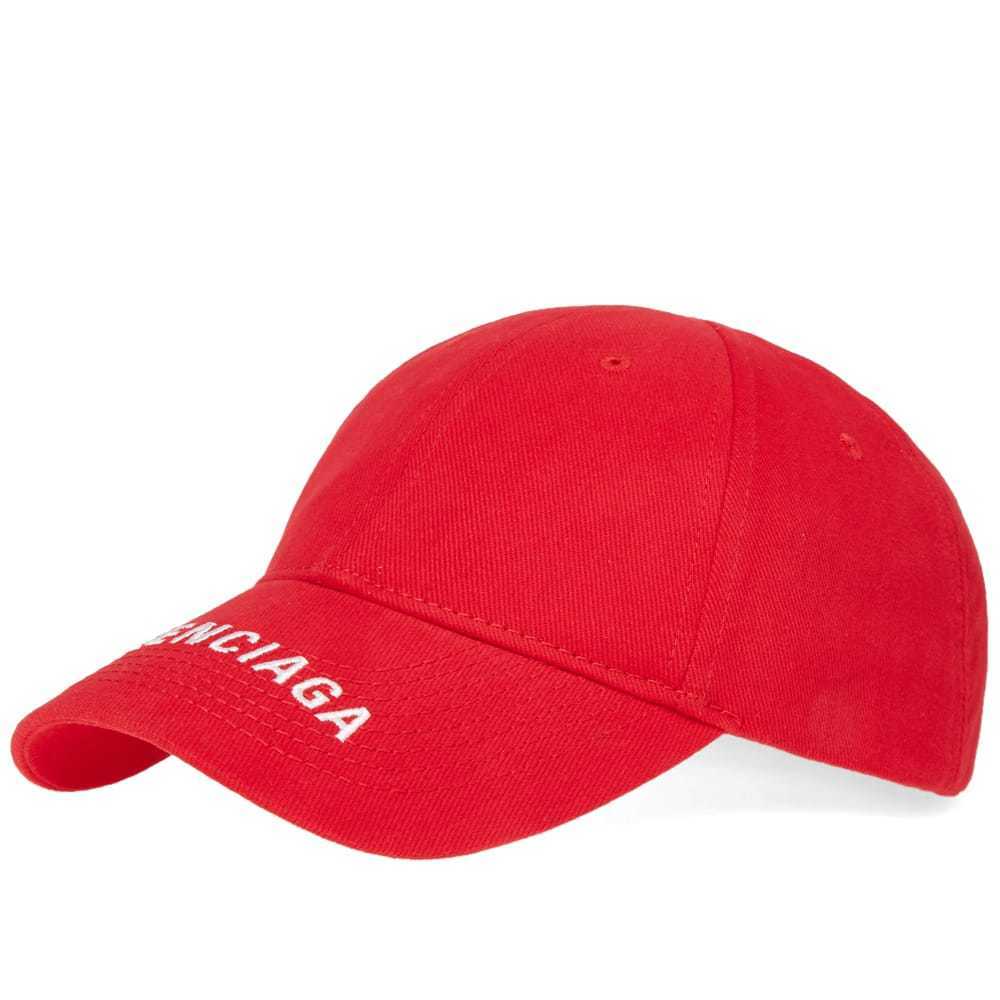 Photo: Balenciaga Visor Logo Cap