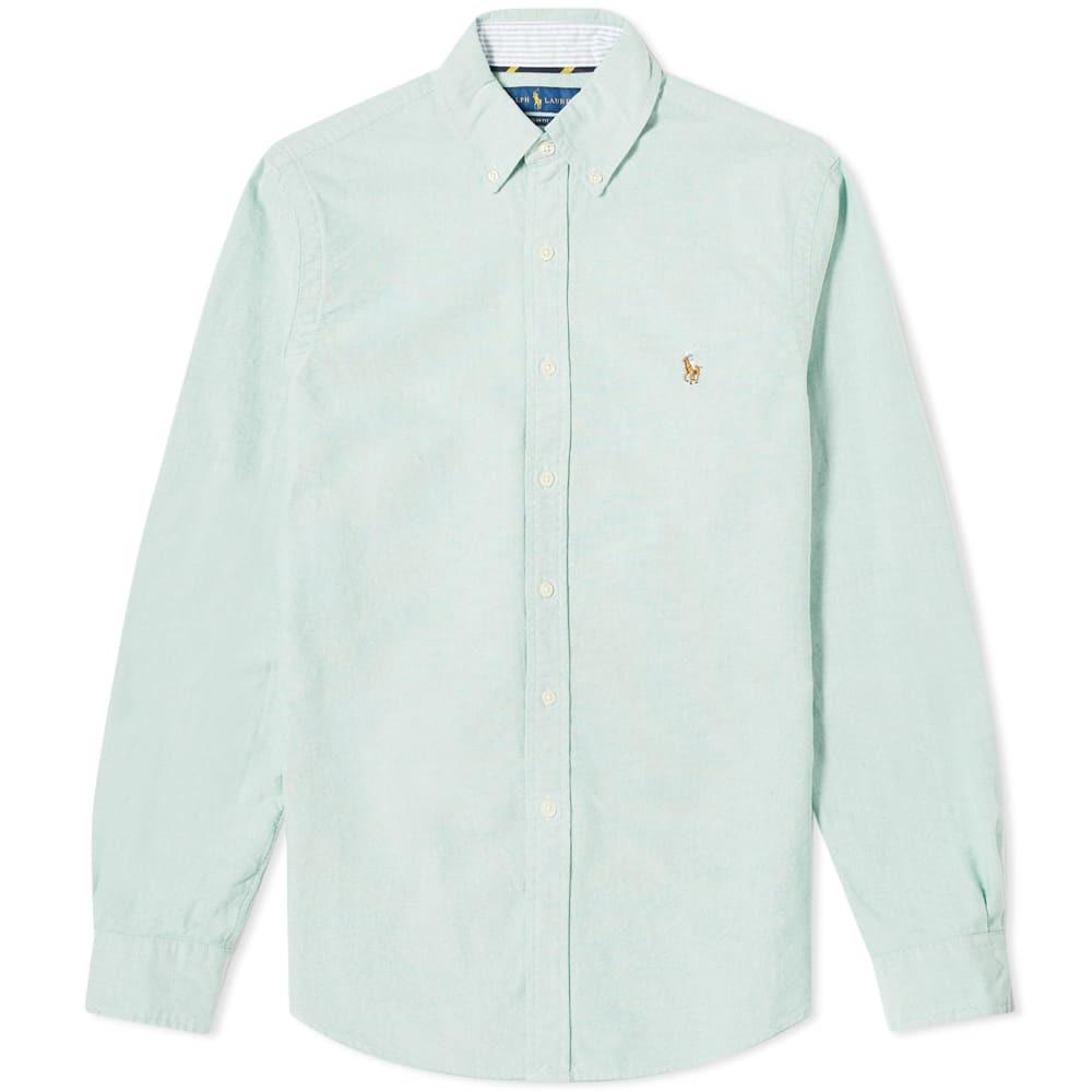 Photo: Polo Ralph Lauren Button Down Slim Fit Oxford Shirt