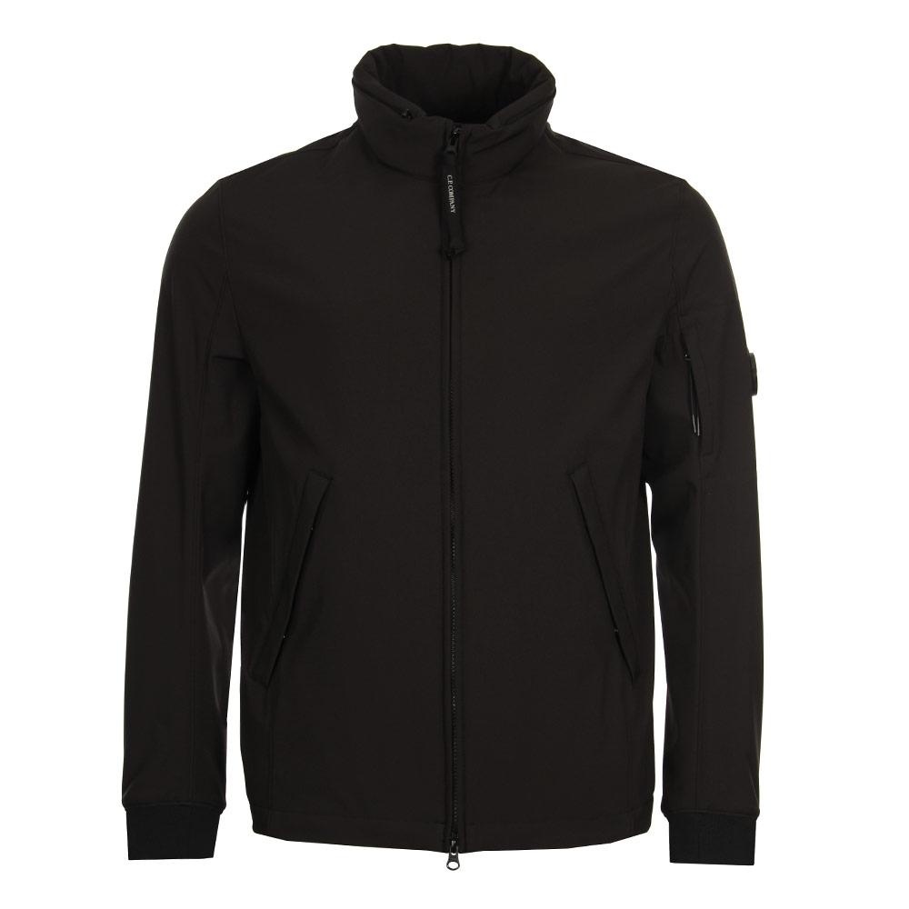 Zipped Jacket - Caviar Black