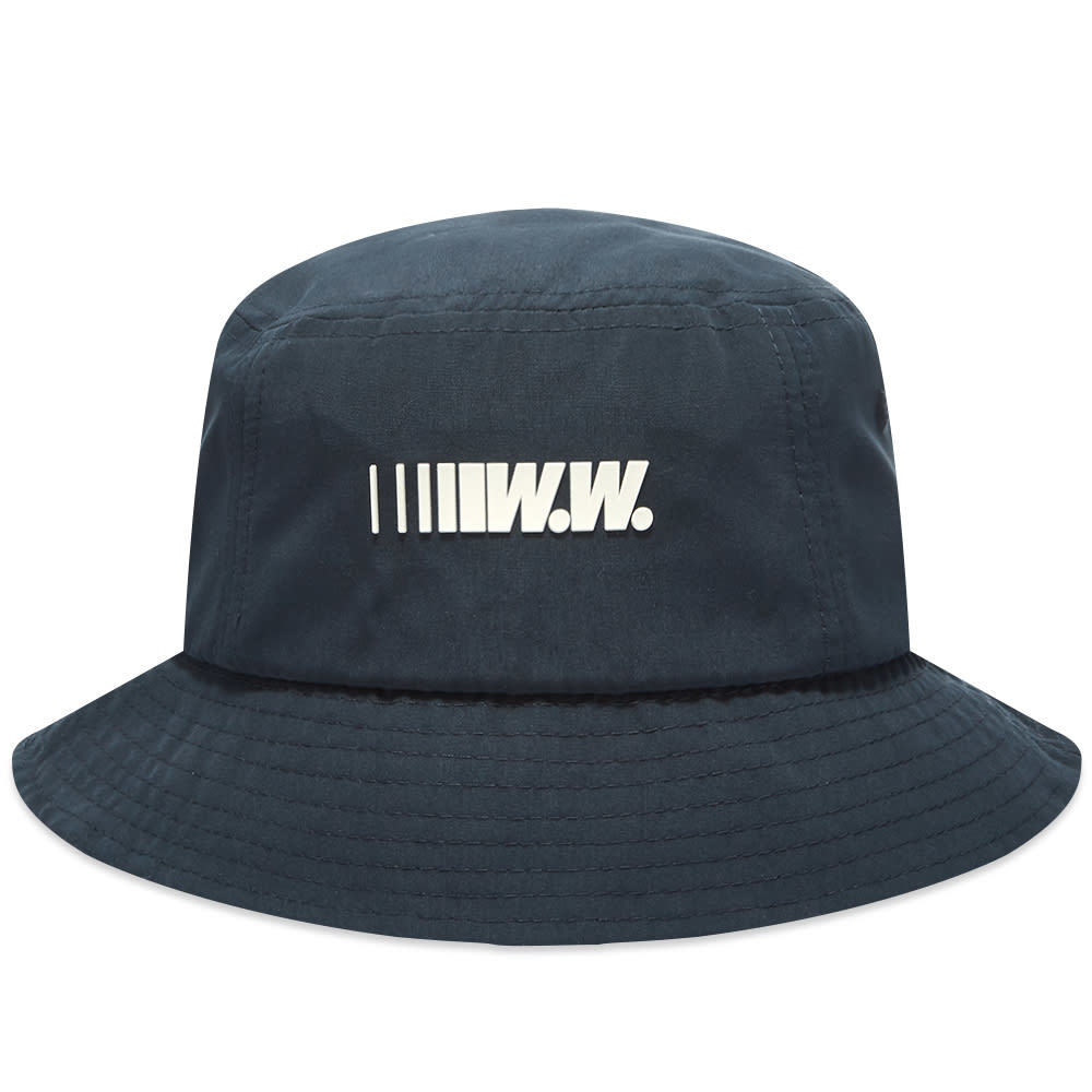 Wood Wood Speed Logo Bucket Hat