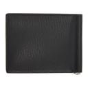 Dunhill Black Duke 6CC Money Clip Wallet