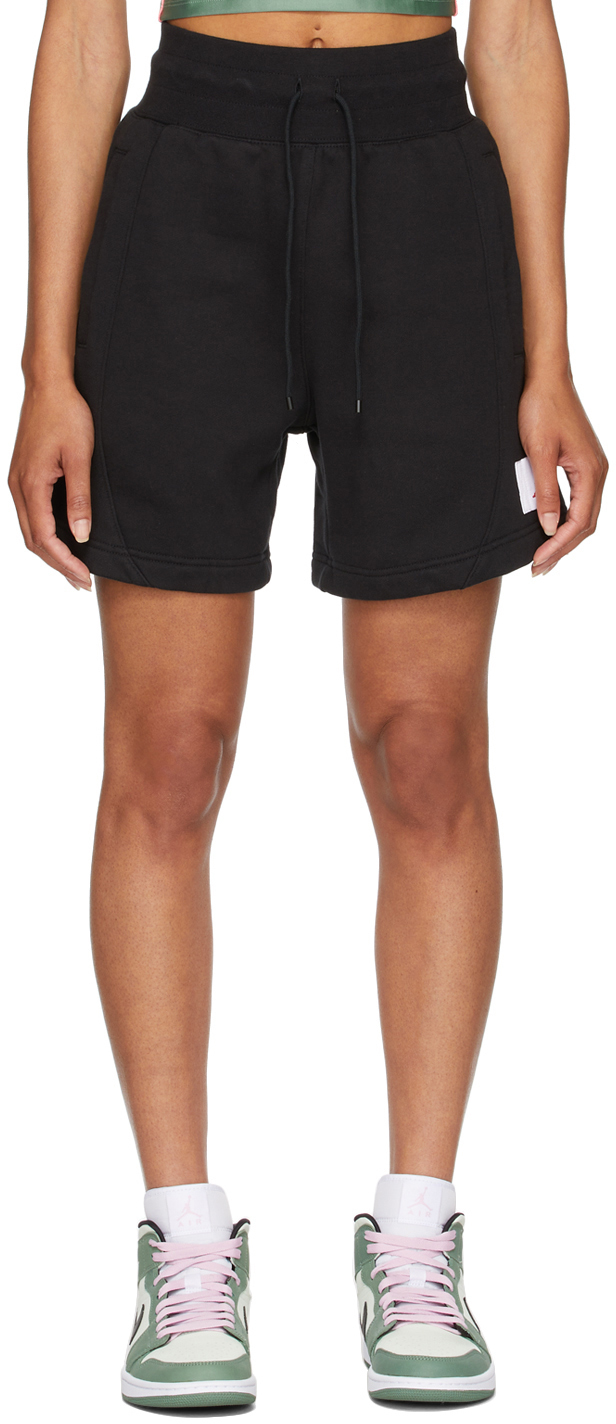Photo: Nike Jordan Black Fleece Flight Shorts