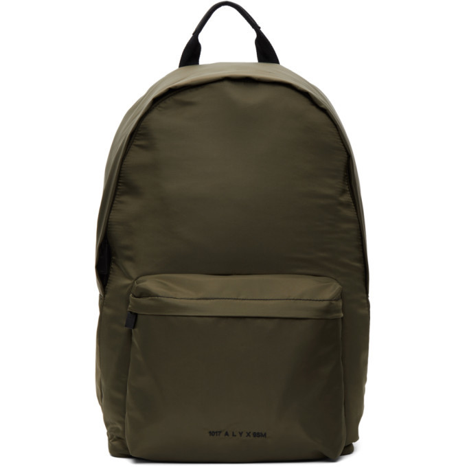 Photo: 1017 ALYX 9SM Green Fuoripista Backpack