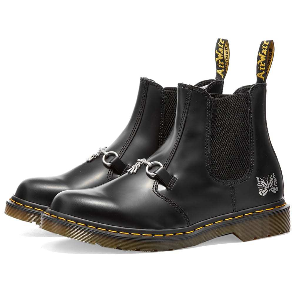 Photo: Dr. Martens x Needles 2976 Chelsea Boot - Made In England