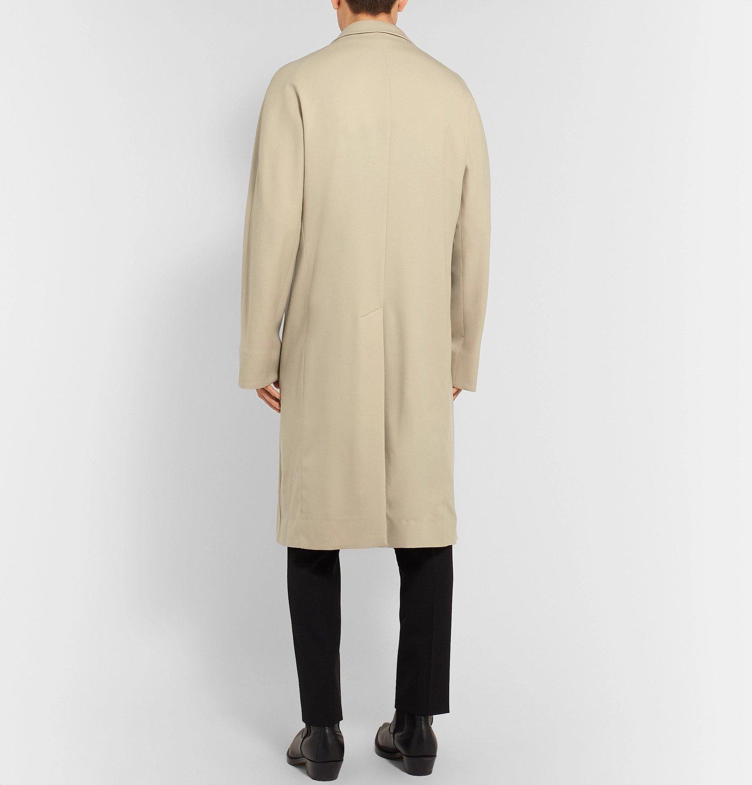 Haider Ackermann - Wool-Blend Coat - Cream