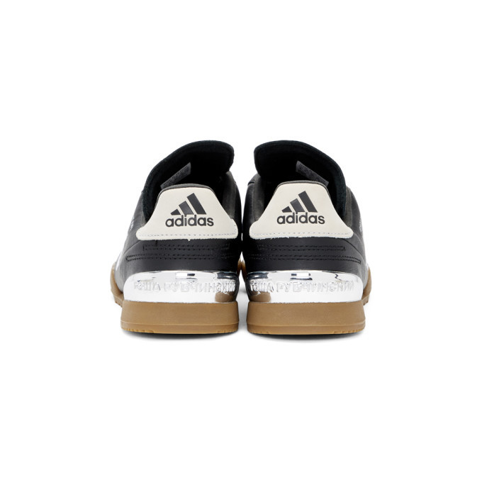 d49fdfa0f Gosha Rubchinskiy Black adidas Originals Edition GR Copa WC Super Sneakers