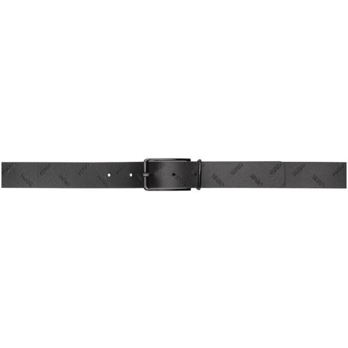 Hugo Black Golia Belt