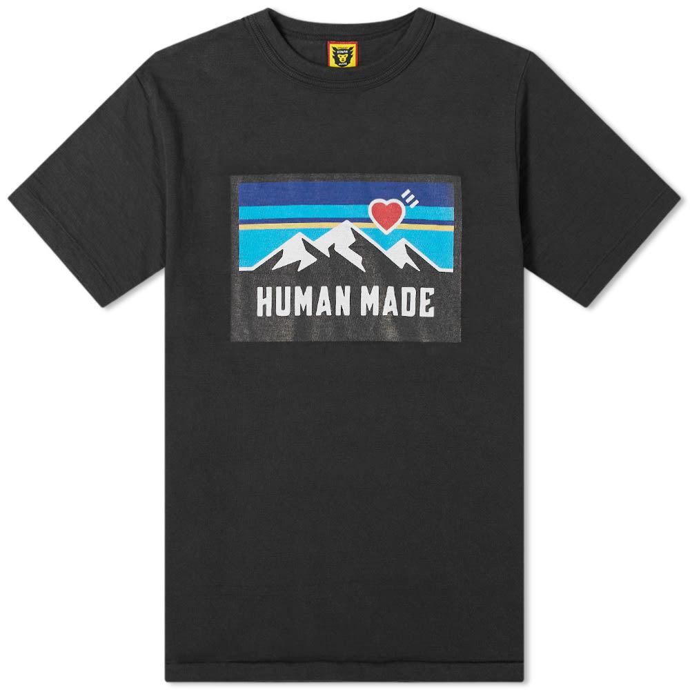 Photo: Human Made Mountain Tee