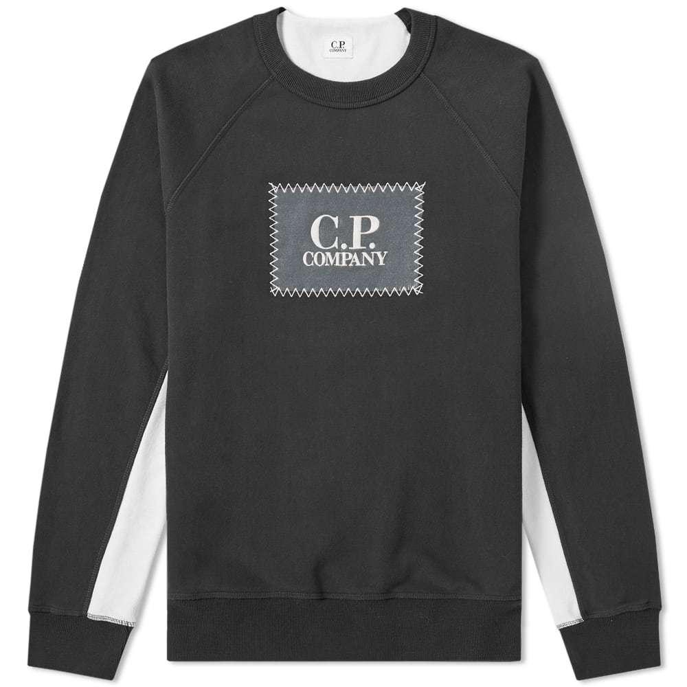 C.P. Company Patch Logo Sweat