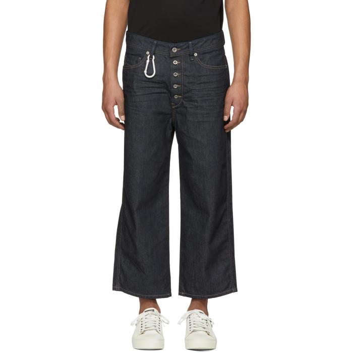 Photo: Diesel Blue Flip Jeans