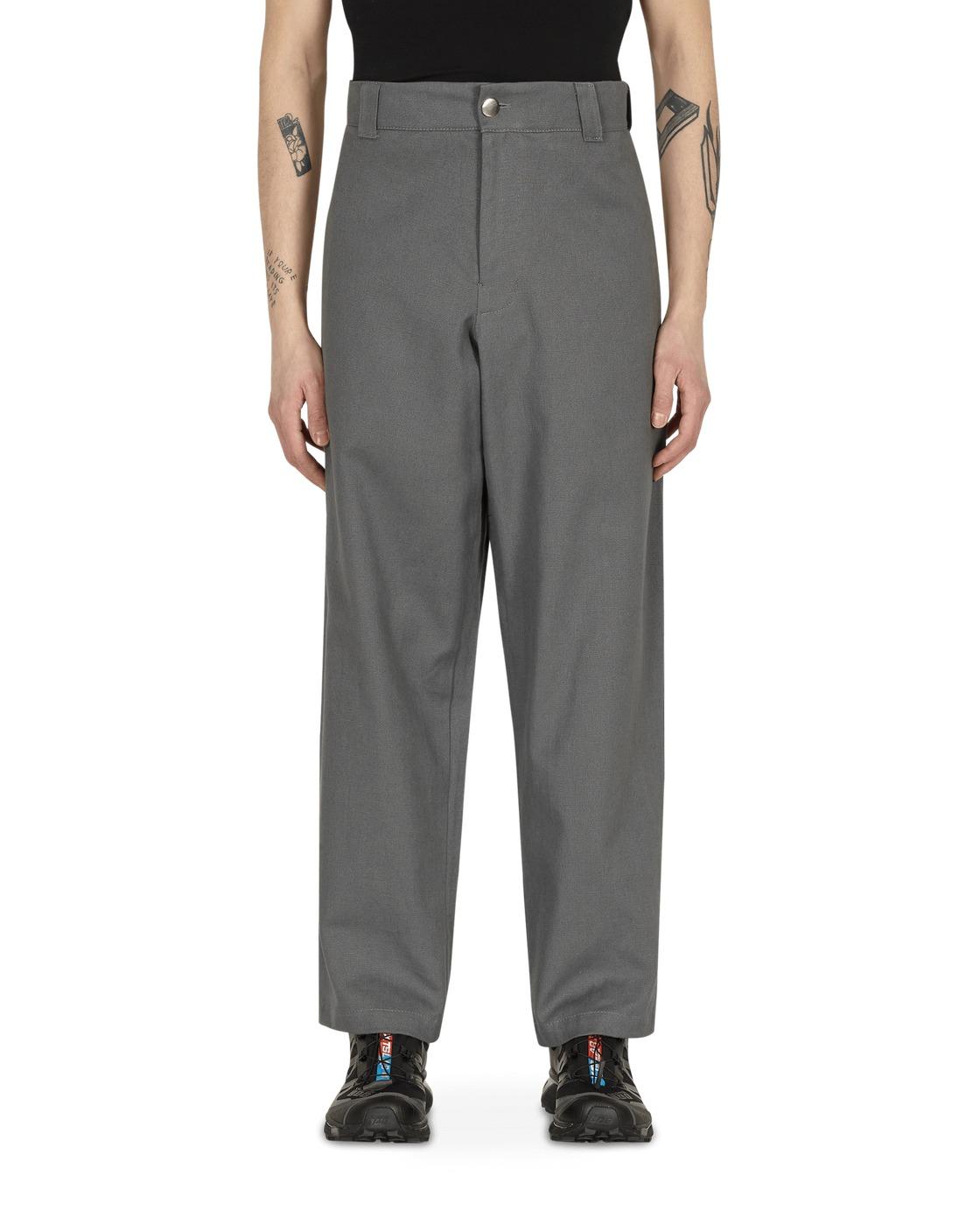 Eden Power Corp Vort Pants Grey