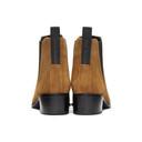 Acne Studios Tan Suede Jensen Boots